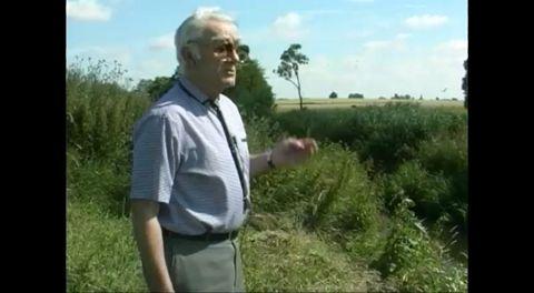Dobrzynka - od źródeł do ujścia cz.3 opowiada Leszek Ramisz (1998r)