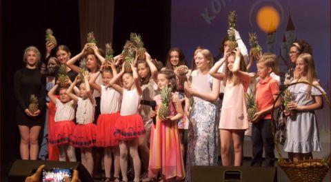 """Koncert Bajkowy"" Studia Piosenki MOK 2021-06-25"