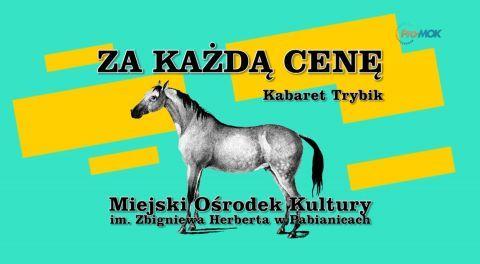 Kabaret Trybik 2020-03-25